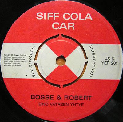 Bosse & Robert - Siff Cola