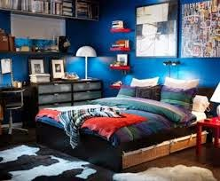 Design Interior Kamar Tidur Cowok