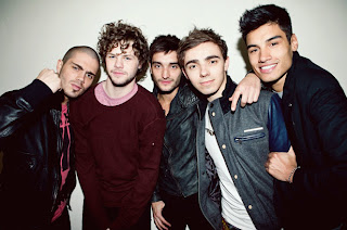 Irish / British band The Wanted are annoyed at One Direction