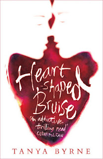 Heart-Shaped Bruise Tanya Byrne cover