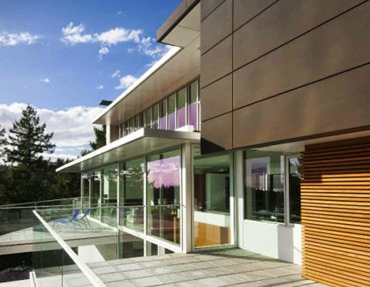 desain balkon modern