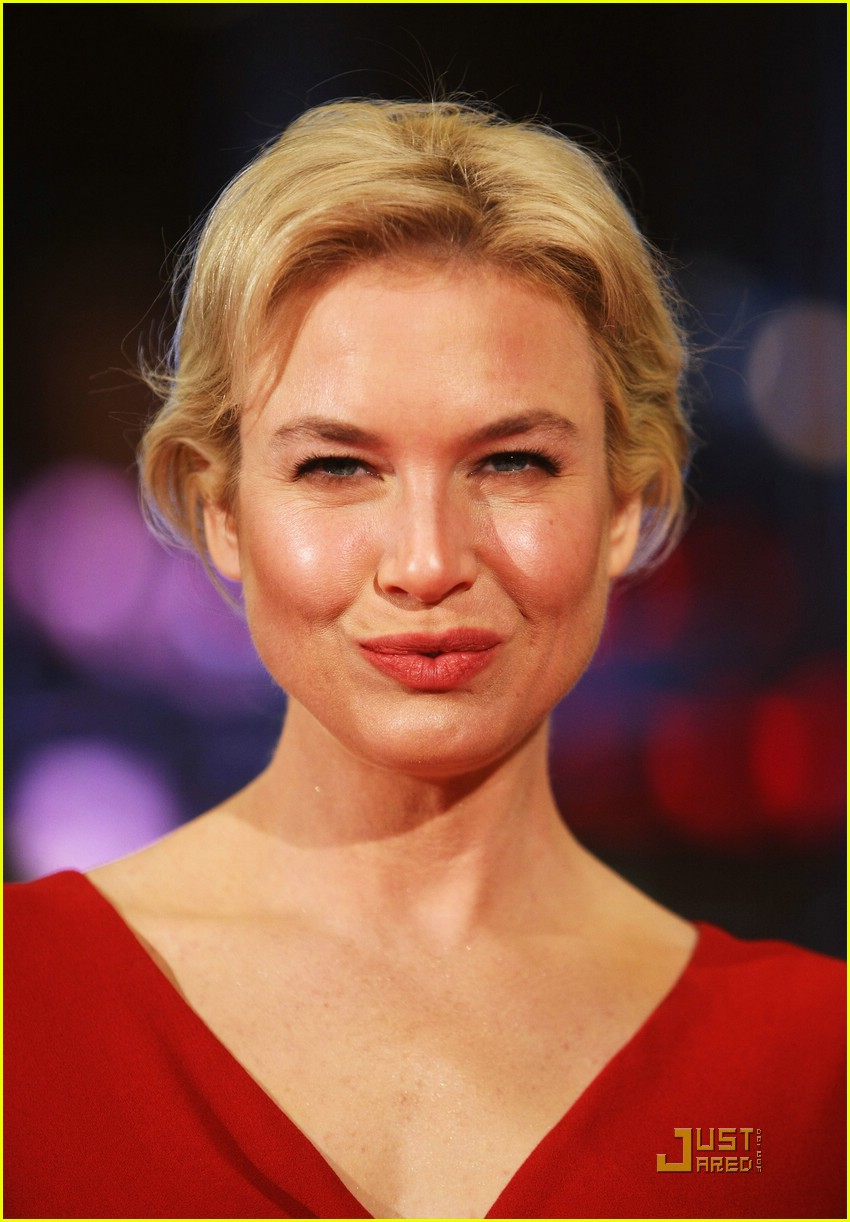 Texas Born Actress Renee Zellweger First Gained Wide Spread Attention