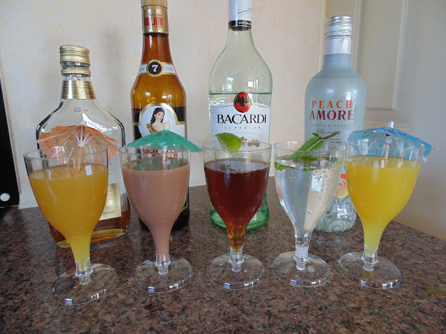 Bacardi Cocktails with #cbias