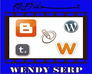Persiapan Penting Sebelum Membuat Blog Wendy SERP