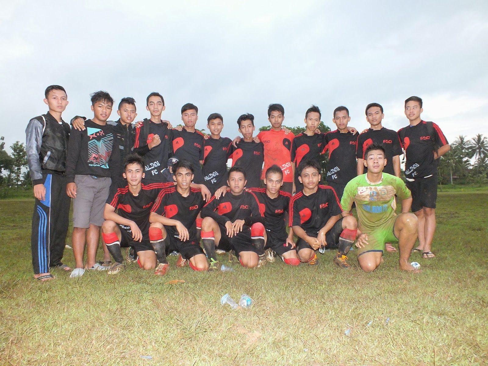 Team Sepak Bola MA Nurul Huda Kawali