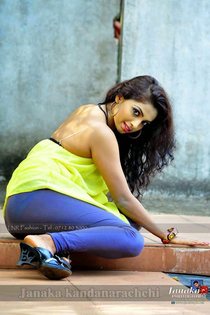 Lakshika Jayawardhana panty