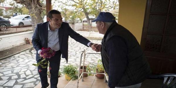 Το ΑΠΕ ξεπέρασε κάθε όριο: Δείτε πώς περιγράφει την επίσκεψη Τσίπρα στη Θράκη