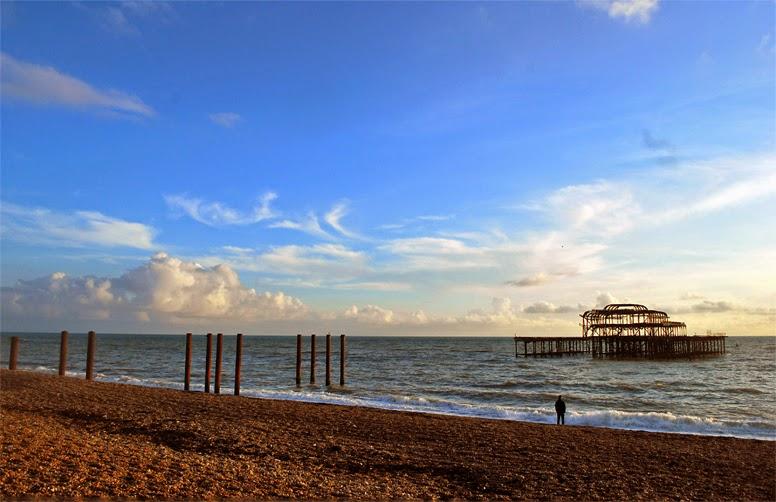 Brighton Beach Brighton Pier