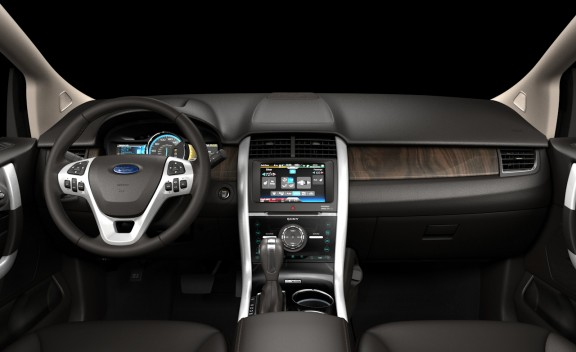 2011 New Ford Edge Interior