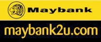 MayBank Account