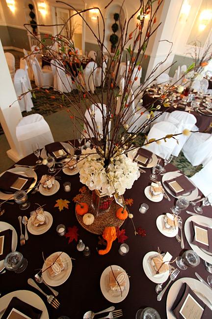 Littledetailsinc diy fall wedding ideas