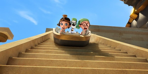 AS AVENTURAS DE PEABODY E SHERMAN (Mr. Peabody & Sherman)