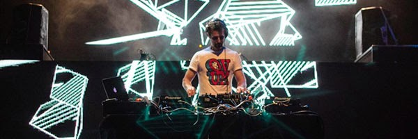 Josh Wink - Magazine Club (Lile France) - 27-06-2014