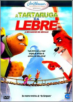 Download - A Tartaruga e a Lebre: A Revanche do Século - DVDRip - AVI - Dual Áudio
