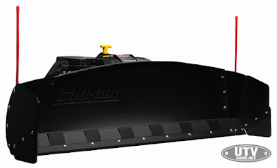72-inch Alpine Flex Plow Kit