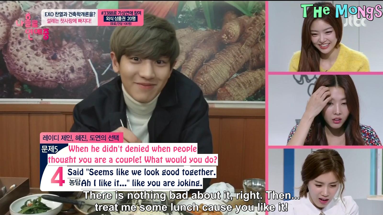 Chanyeol dating alone indo sub blogspot