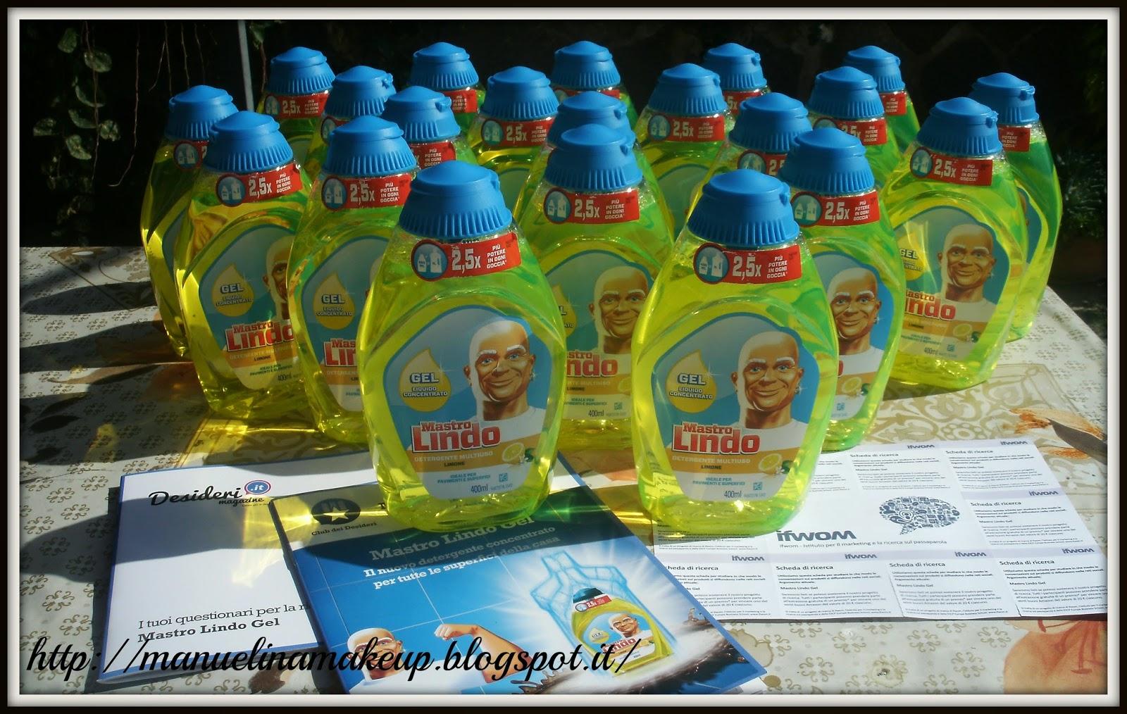 Il blog di manu : mastro lindo gel il nuovo detergente multiuso!!!