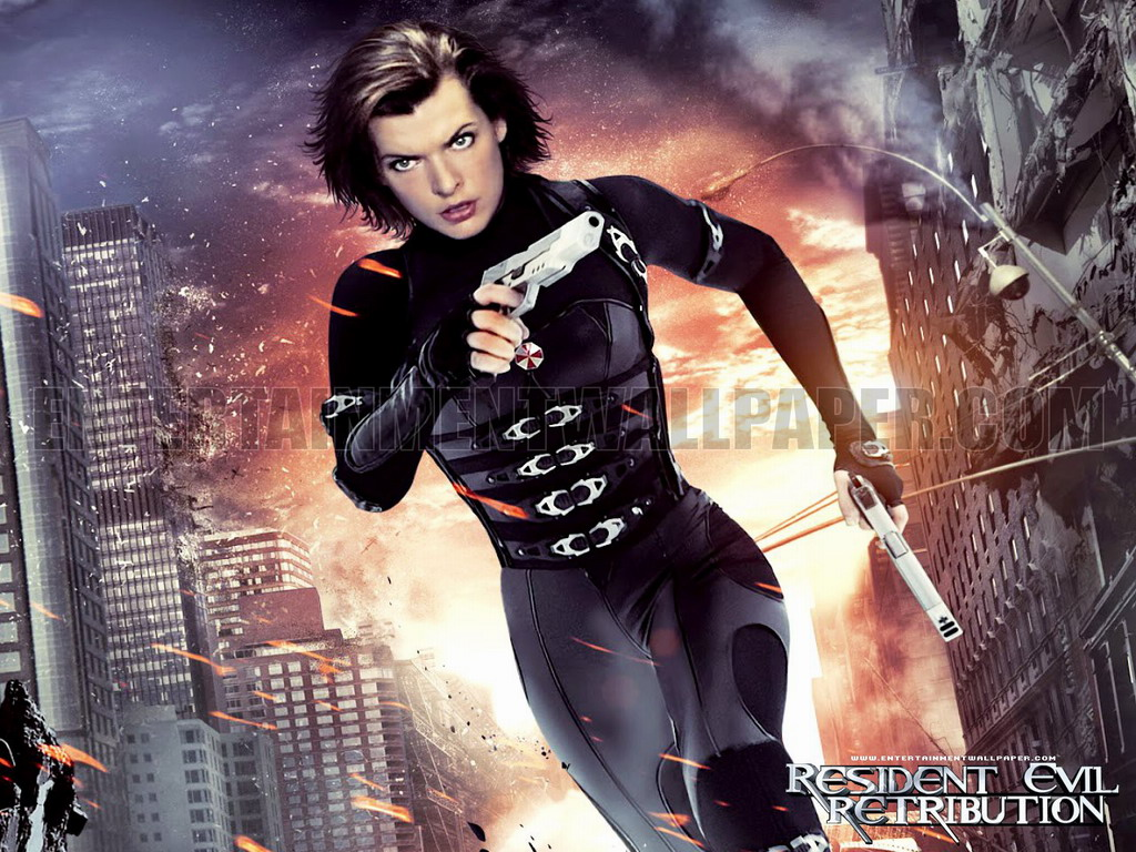 Watch Resident Evil Retribution (2012) Movie Online Free