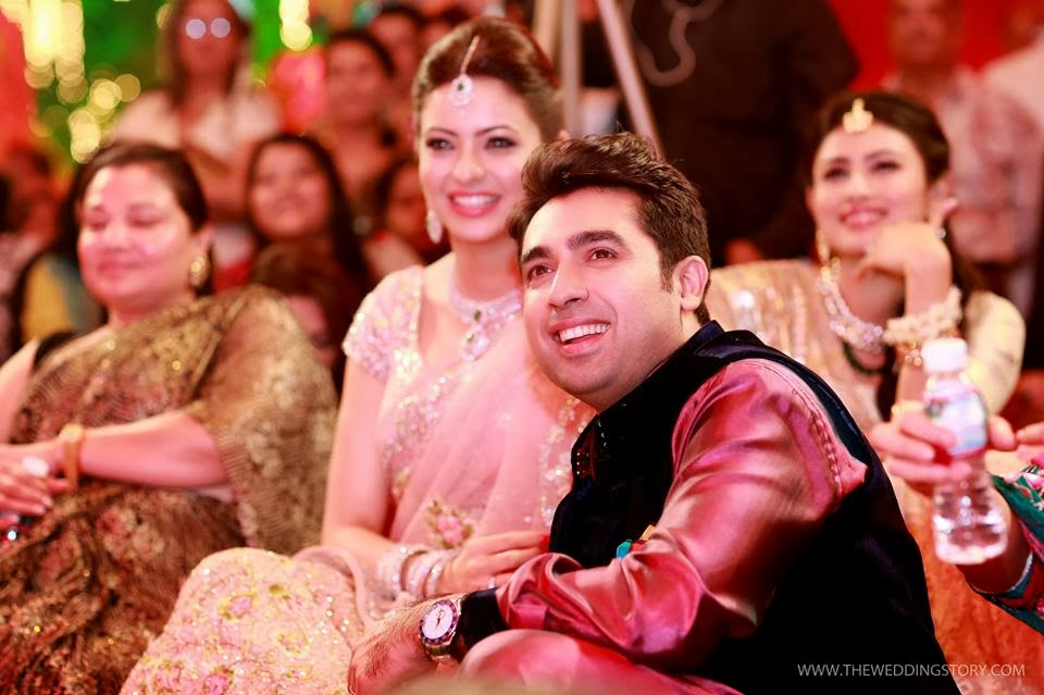 Saira shariff wedding
