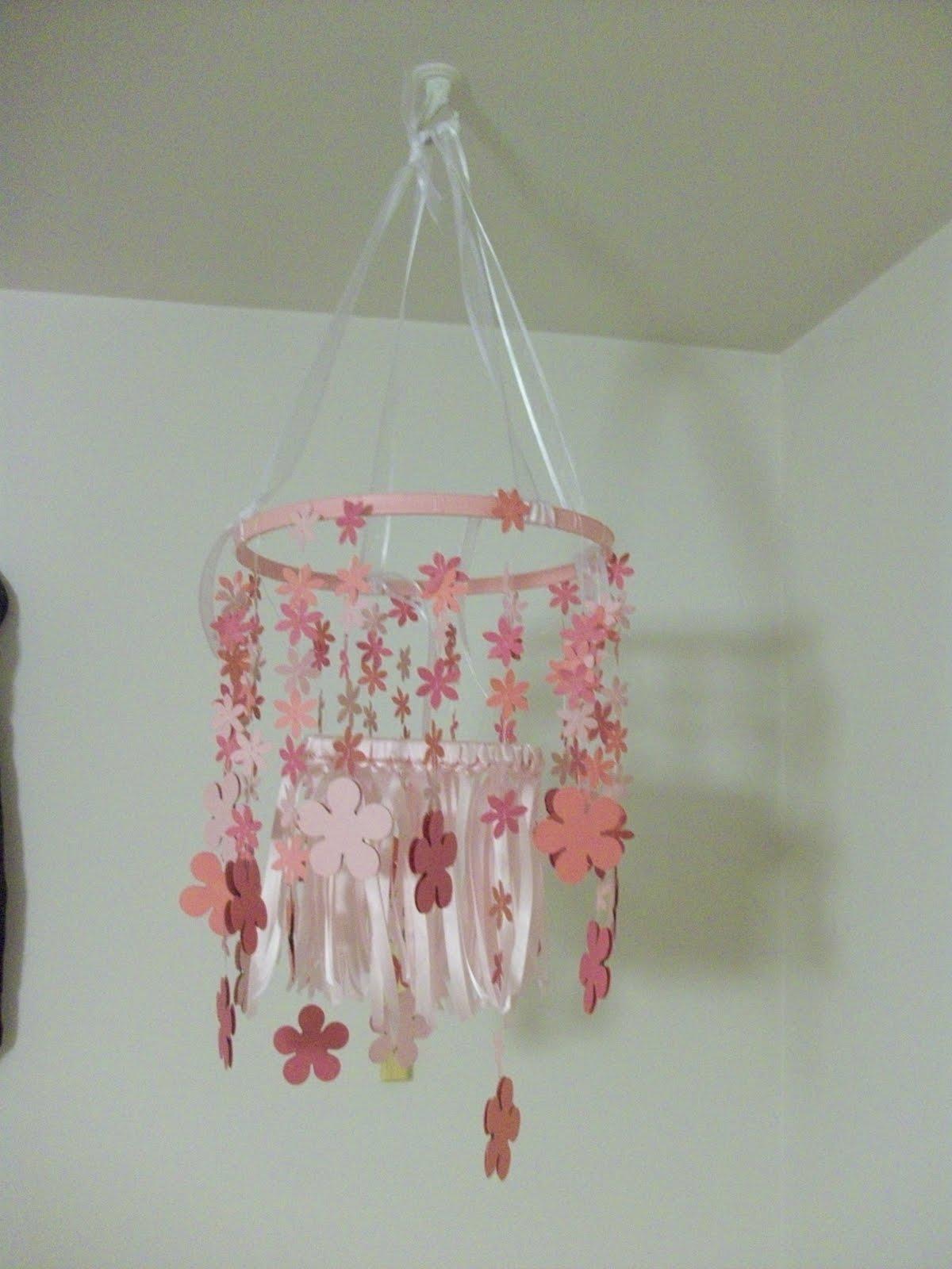 Ordinary magic diy flower chandelier diy flower chandelier arubaitofo Image collections