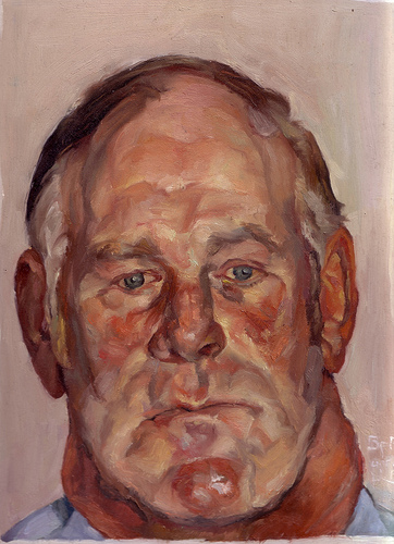 lucien freud paintings