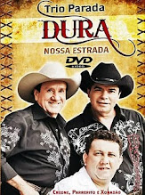 DVD - Trio Parada Dura Nossa Estrada