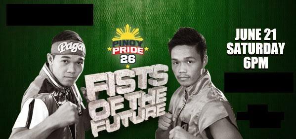 Pinoy Pride XX - Laban Kung Laban