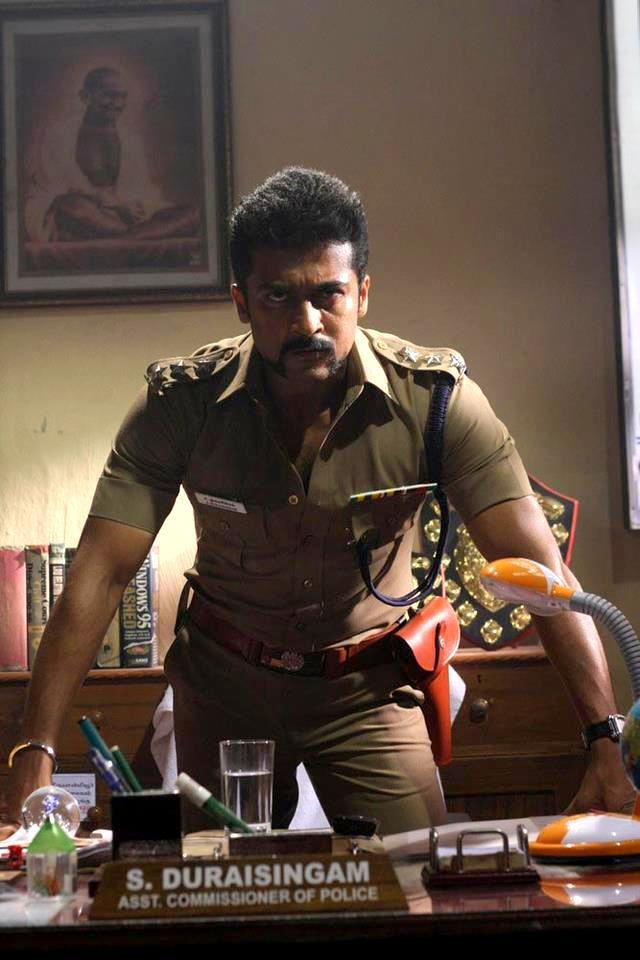 Latest Singam II Stills