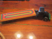 Cribbage Board Truck