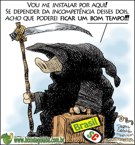 Governos Federal e de Santa Catarina negligenciam crise da suinocultura