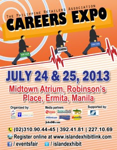 Philippine Retailers Association Job Fair