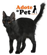 Gato preto! Azar de quem não tem. Postado por Adote o Pet às 08:42 Nenhum .