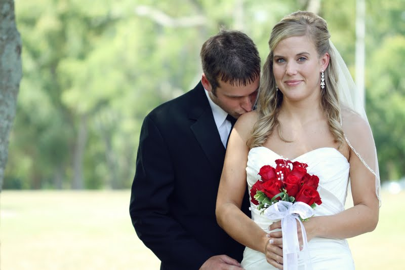 Christie and robby wedding