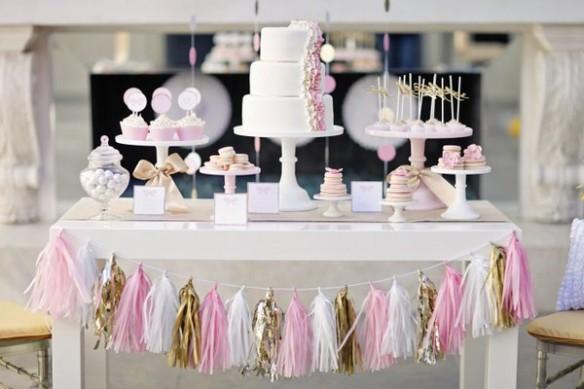 Mesa dulces bodas