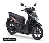 Honda BeAT FI CW Hitam