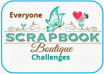 Scrapbook Boutique Challenges