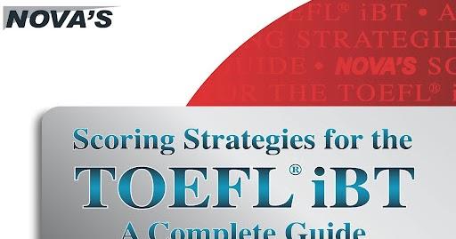 toefl computer based essay rating