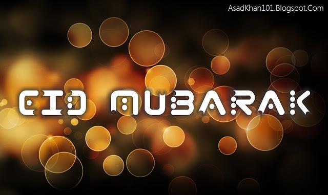 HAPPY EID MUBARAK :D