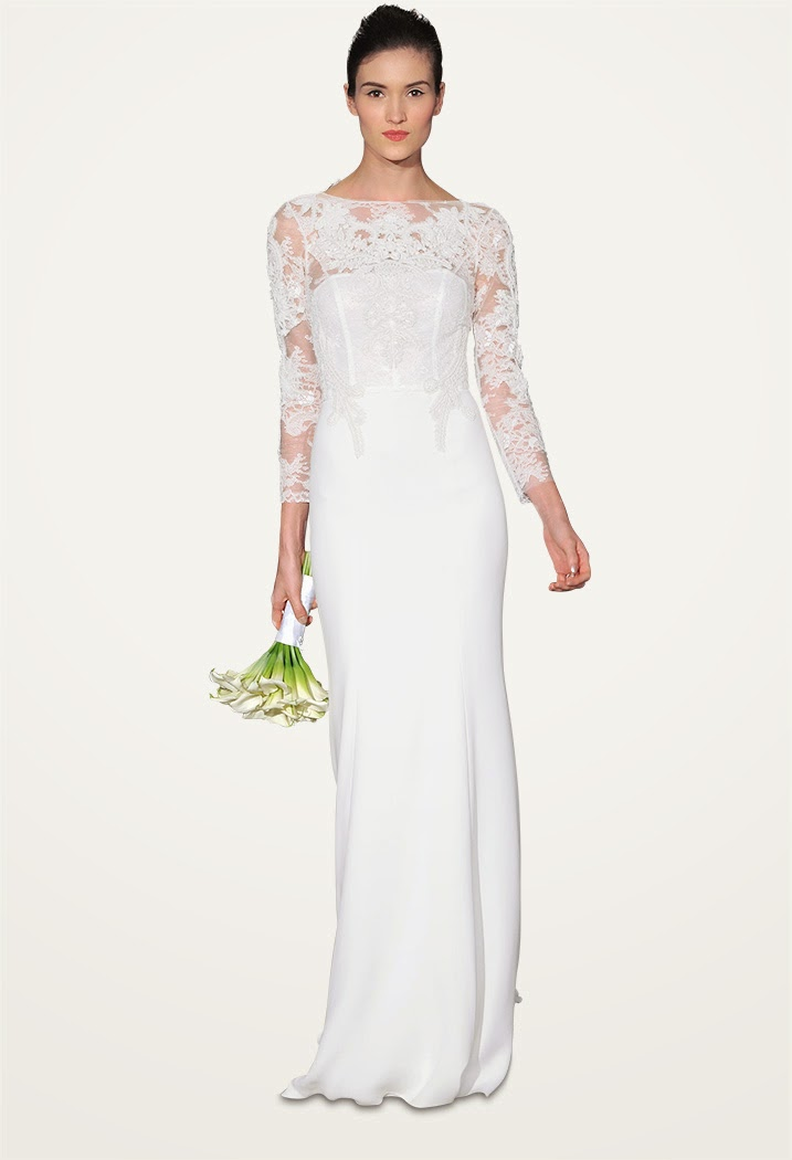 Bridals And Grooms Us Top Fashion Designer Carolina Herrera Bridal Spring Collection 2015