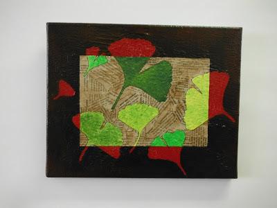 oeuvre d'art dans l'univers créatif de  l'artiste peintre séverine peugniez