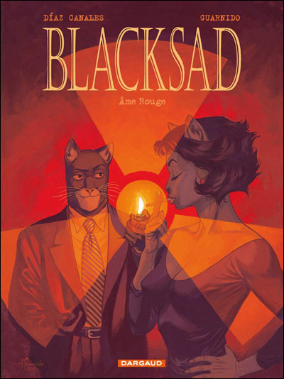 Blacksad. Blacksad+tome+3+Ame+Rouge