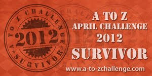 A TO Z APRIL CHALLENGE 2012