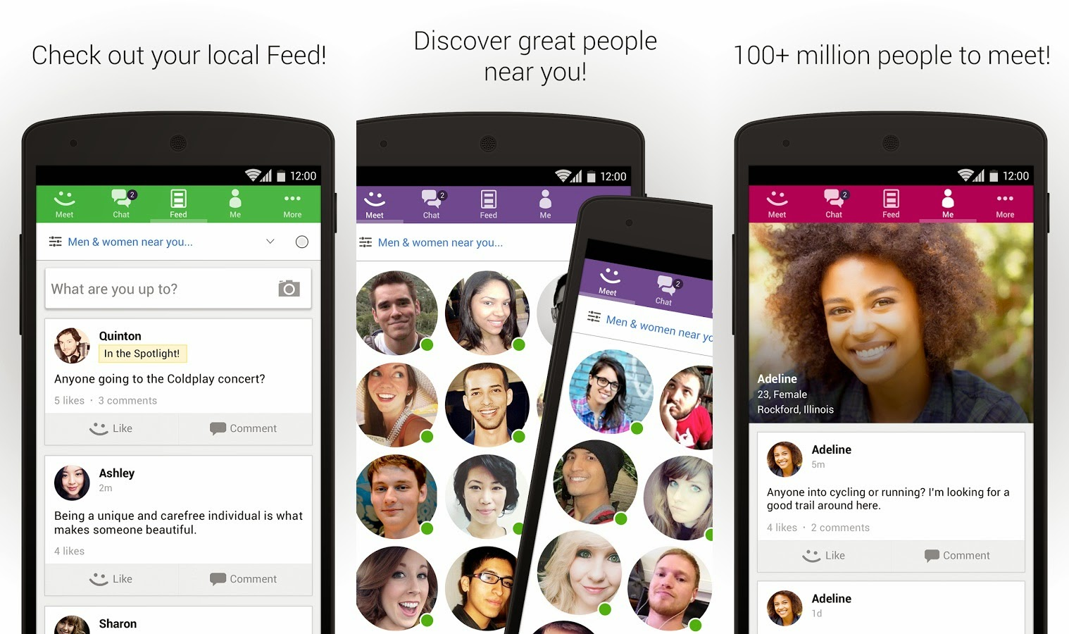 MeetMe: Chat & Meet New People | Download APK For Free