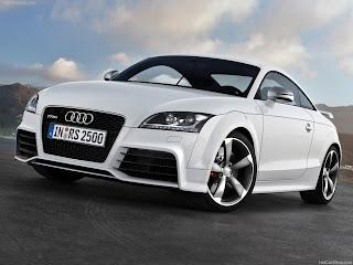 Side image of Audi TT