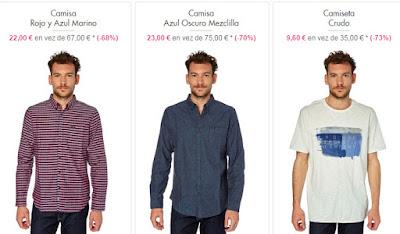 Camisas baratas