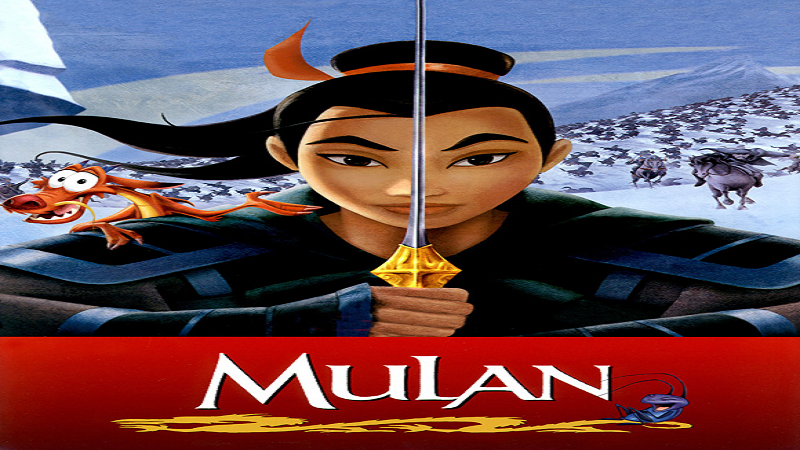 Mulan (1998 film) - Wikipedia