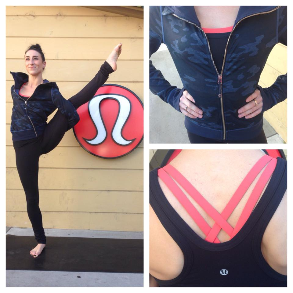 lululemon studio racerback stress less pant