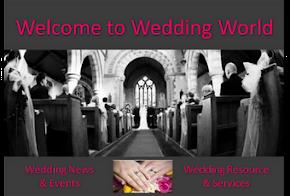 Wedding World - Wedding News, Info, Events & Services