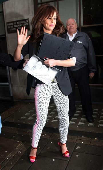 Celebrity Style: Cheryl Cole