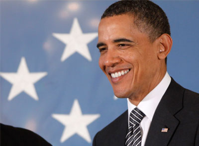 Barack Obama re-elected: US President